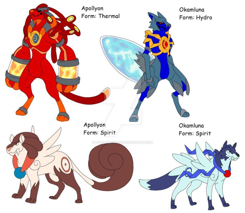 name apollyon species the sun guardian pokemon type 1 thermal