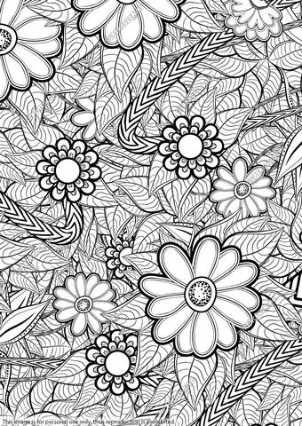 Pin de Yayita OsoGira en Letras | Pinterest | Zentangle, Colorear y ...