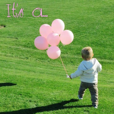 17 Best images about Gender reveal ideas – Baby Gender Announcements