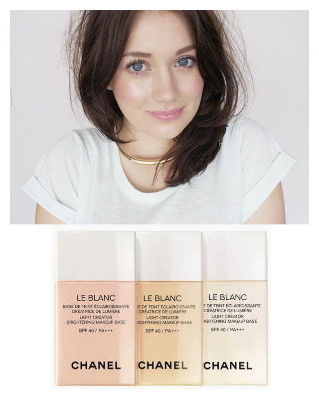 Chanel Le Blanc Beauty Hacks Beauty Skin Tones