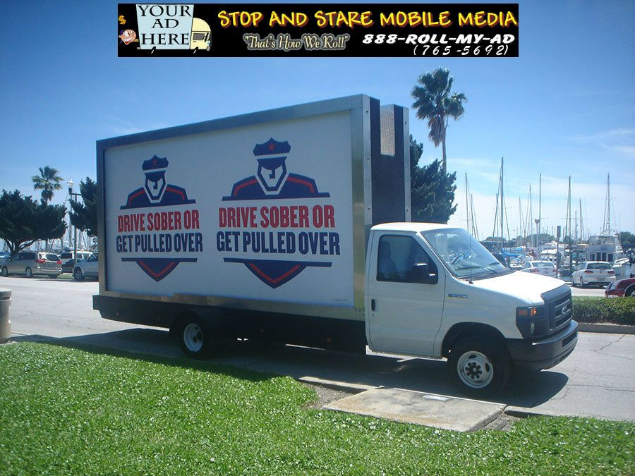Launch Billboard Truck Ads with professionals who have ...