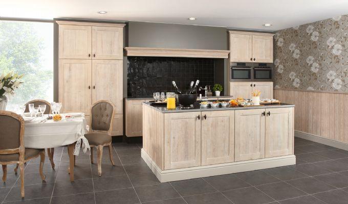 Rustieke keukens google zoeken meubels pinterest rustieke keukens keukens en meubels - Keuken rustieke grijze ...