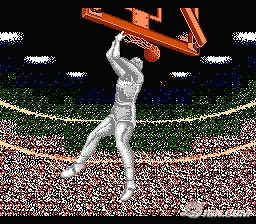 double dribble | ball + N | Basketball video games, Classic