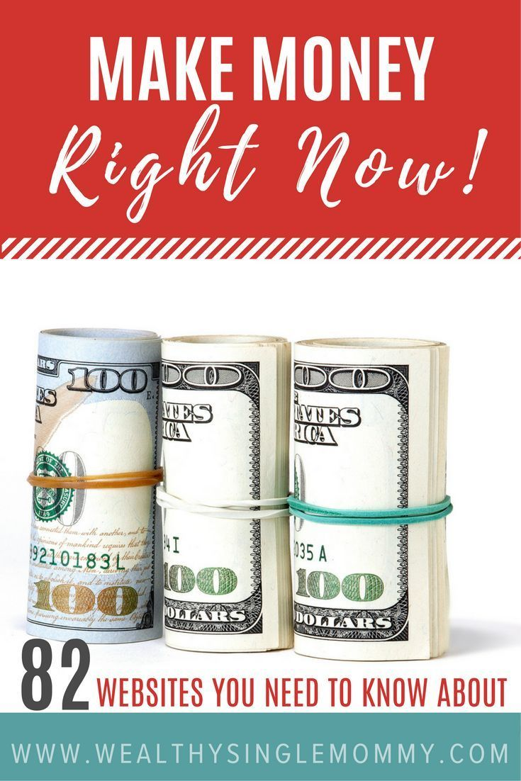 Legit Websites To Make Money Right Now Website And