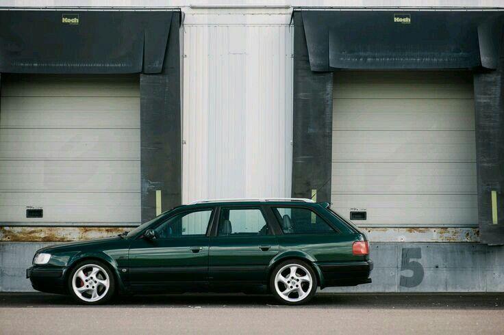 Audi 100 S4 Avant Youngtimer Nostalgie