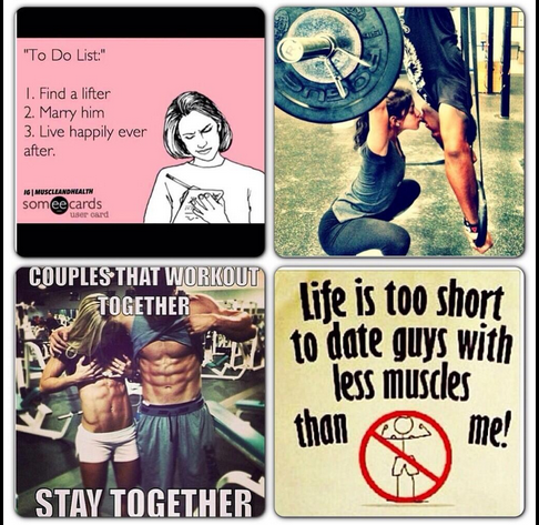 crossfit online dating)