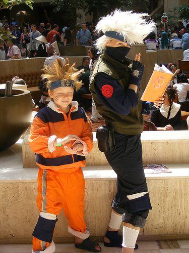 Naruto cosplay lesbian