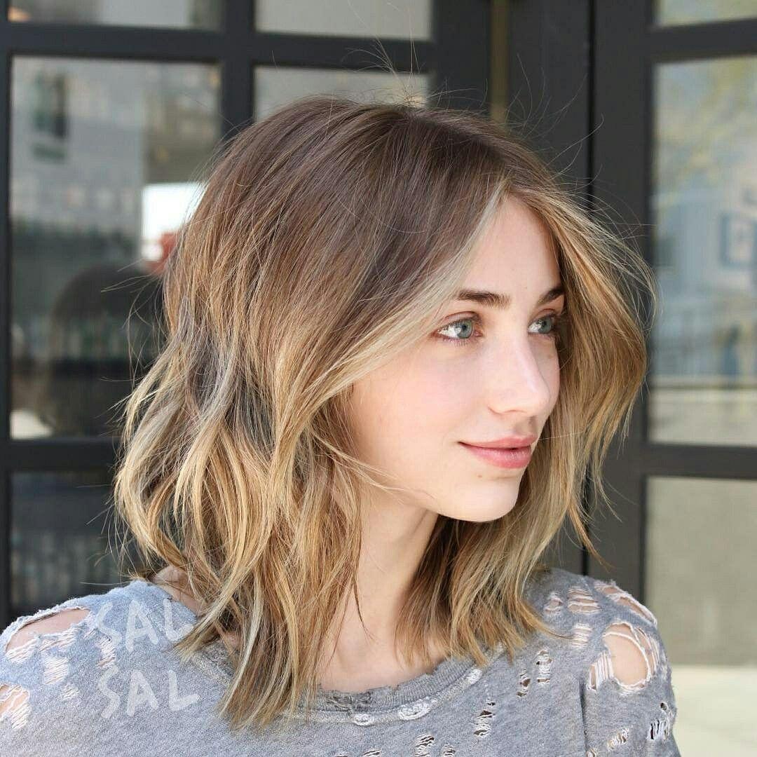 Emily Rudd | beauty | Wavy bob hairstyles, Medium blonde ...