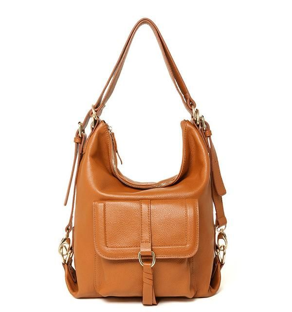 b99242f2f26d Zency Brand Hot Sale Fashion Ladies Hobos Classic Women Handbag 100% Genuine  Leather Large Capacity