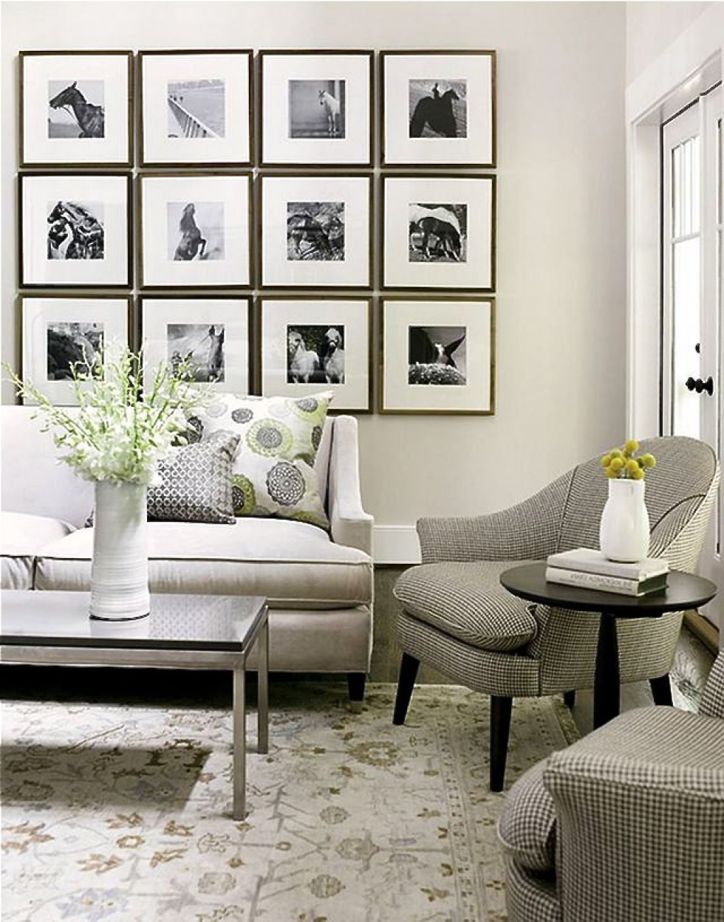 Interior , Beautify Your Home Interior with Picture Frame Ideas for ...