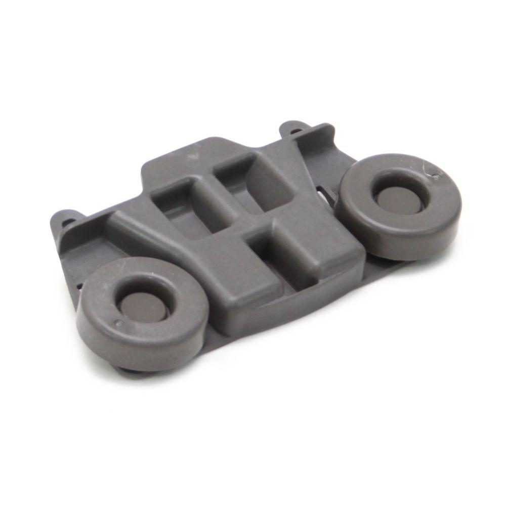 Dishwasher dishrack wheel part number w10195416v our