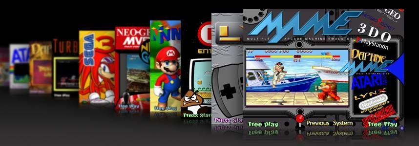 Hyperspin. 20 DVD con más de 15.000 juegos y emuladores de todas las recreativas, maquinas de Pinball y consolas clásicas, a través de una moderna y cómoda interfaz. ¡Instalar en tu PC y Jugar!
