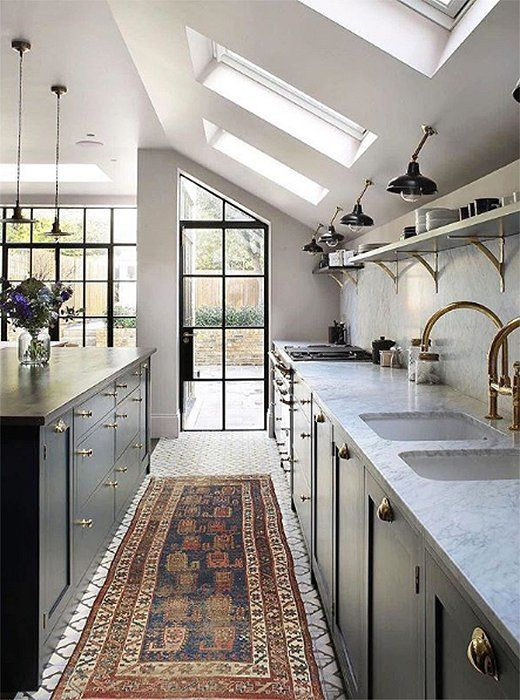 #Rug #kitchens Of The Best Home Decor Ideas