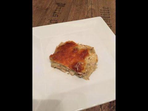 Leckere Pilzlasagne mit Hackfleisch aus der Monsieur Cuisine - YouTube