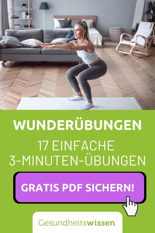 20 Minuten Wunderübungen in 20   Pomuskeln trainieren ...