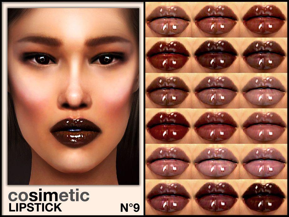 Photo of cosimetic's Lipstick N9