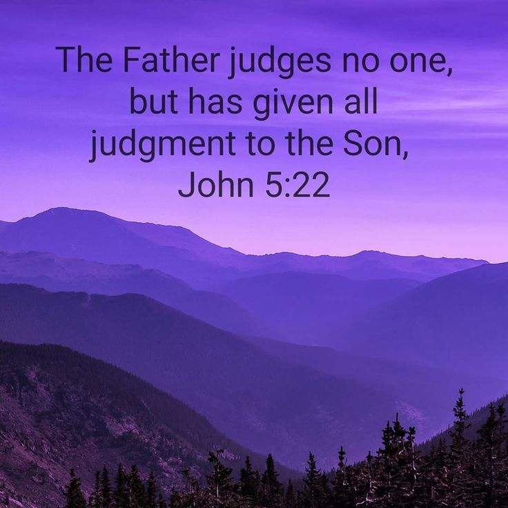 We must all stand before the judgment seat of Christ (II Cor. 5:10).