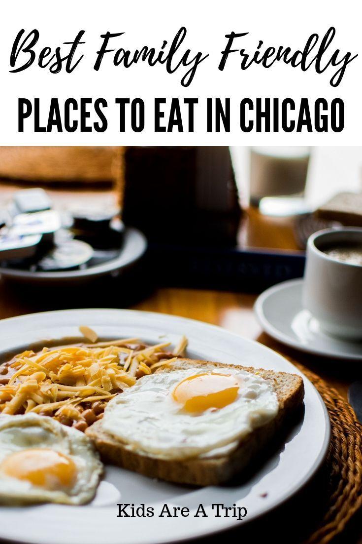 Best Kid Friendly Restaurants In Chicago Midwest Travel