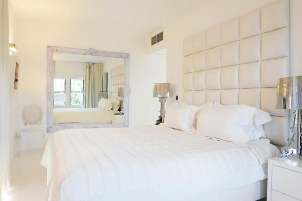 Best Stark White Or Not Via Made By Girl Apartment Inspiration Perfect Bedroom Bedroom 400 x 300