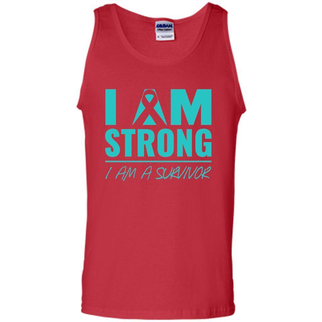 I am Strong I am a Survivor Interstitial Cystitis T-shirt