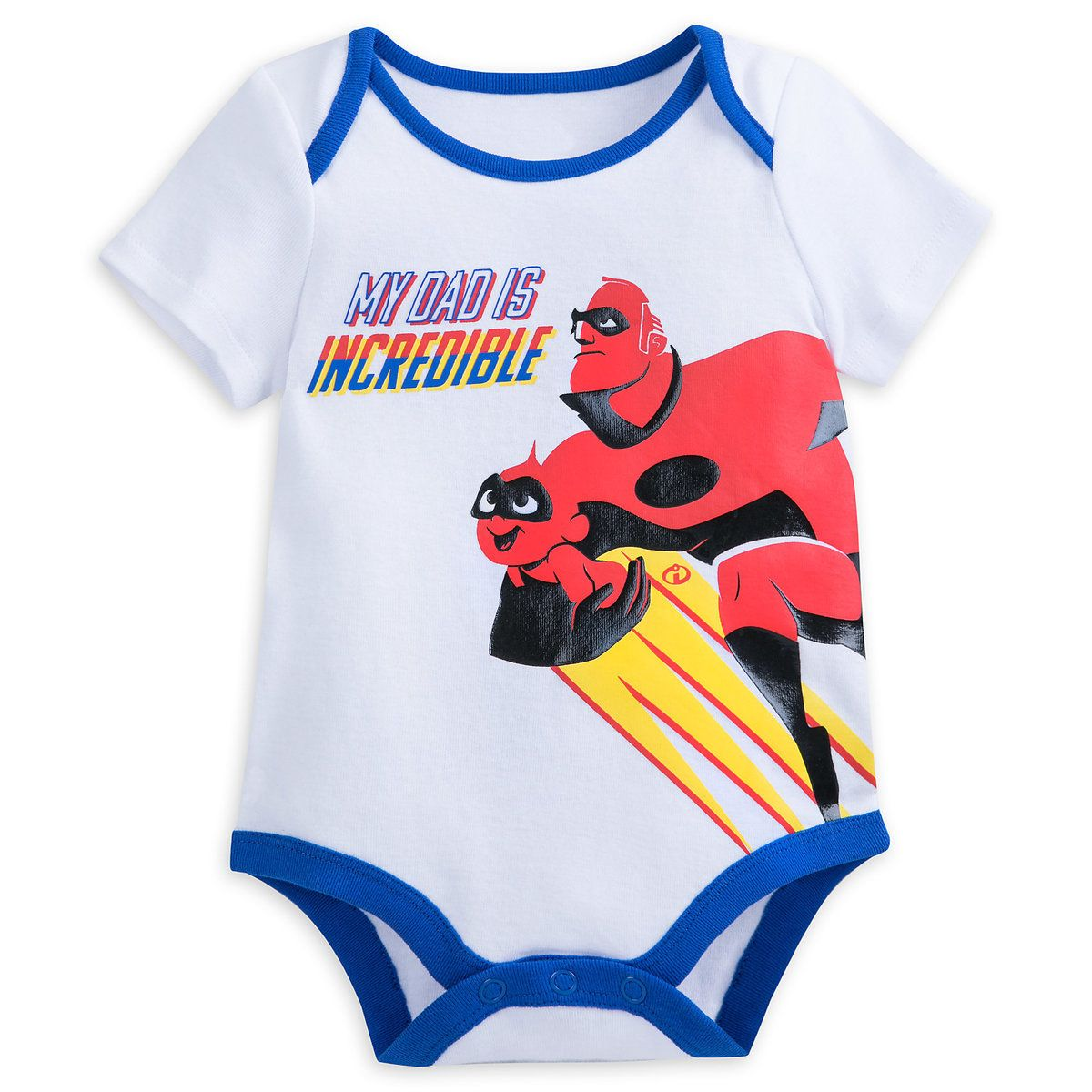 eaeb2d084a868 Incredibles 2 Bodysuit for Baby - White | Baby clothes | Disney baby ...