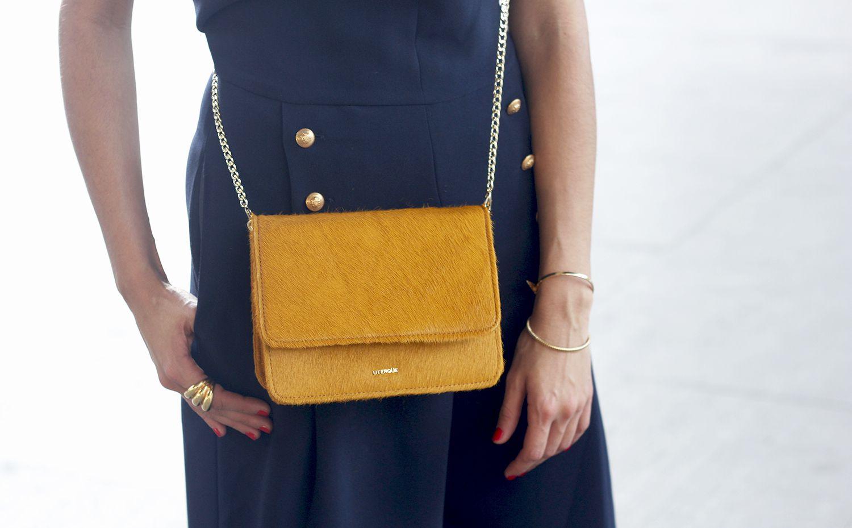Blue Navy Jumpsuit | BeSugarandSpice - Fashion Blog
