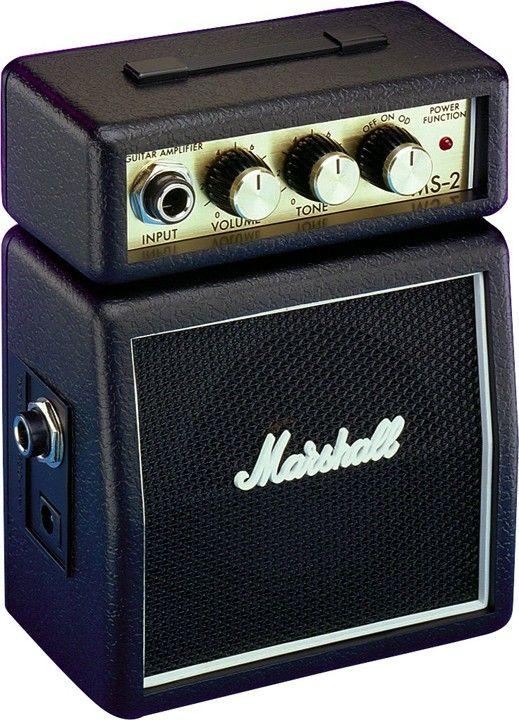 Marshall Ms 2 Standard Micro Amp Bass Amps Marshall Guitar Amp