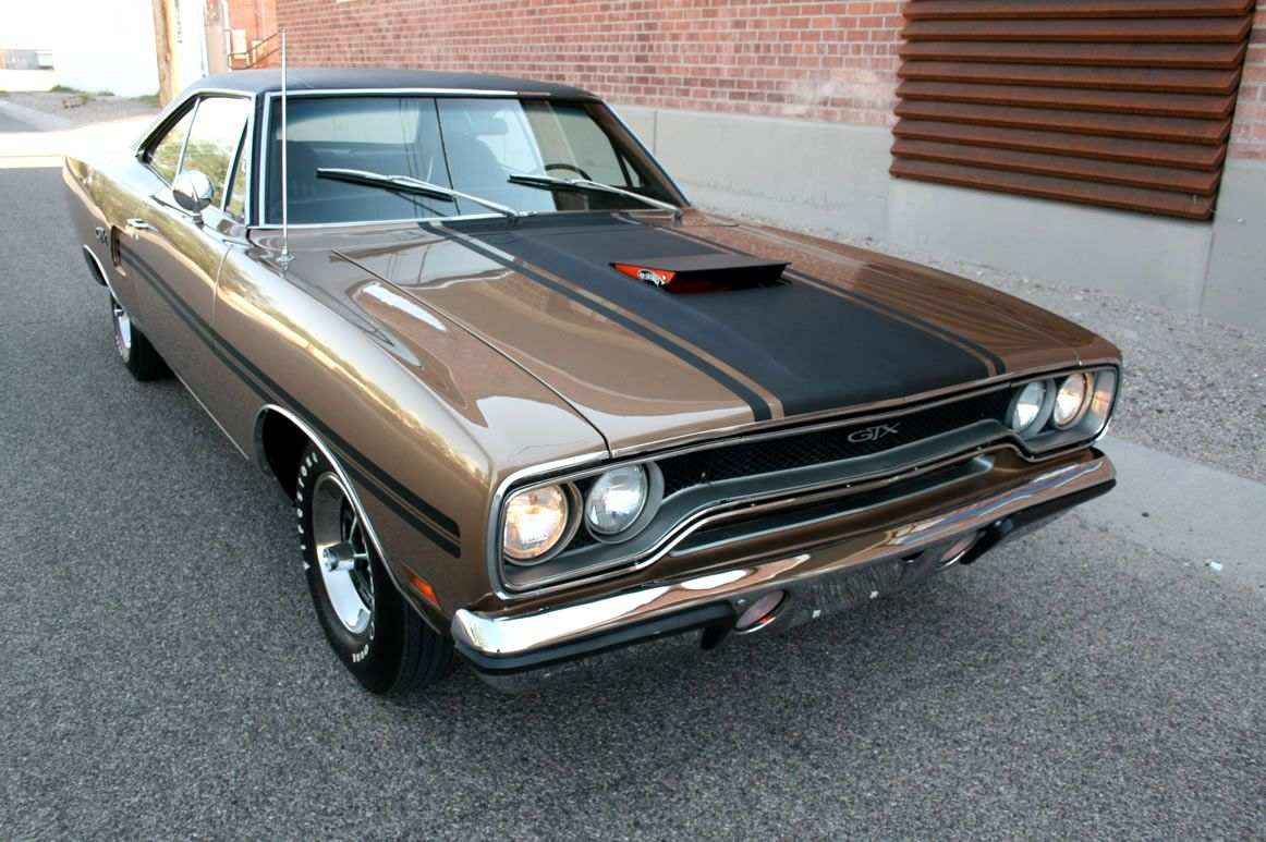 Good Looking 1970 Plymouth GTX Maintenance of old vehicles: the ...