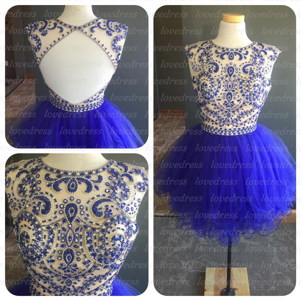Blue homecoming dresses sexy homecoming dresses backless