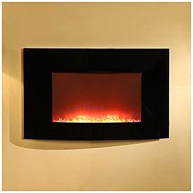 Big Lots Wall Mount Fireplace Lifestyle 179 35 Width X 4 5 Deep X 22 High 5120 Btus Sku 8101 Wall Mount Fireplace Townhouse Decorating Big Lots