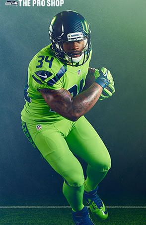 Seattle Seahawks. Seattle Seahawks Nfl Color Rush ... 493aeea80