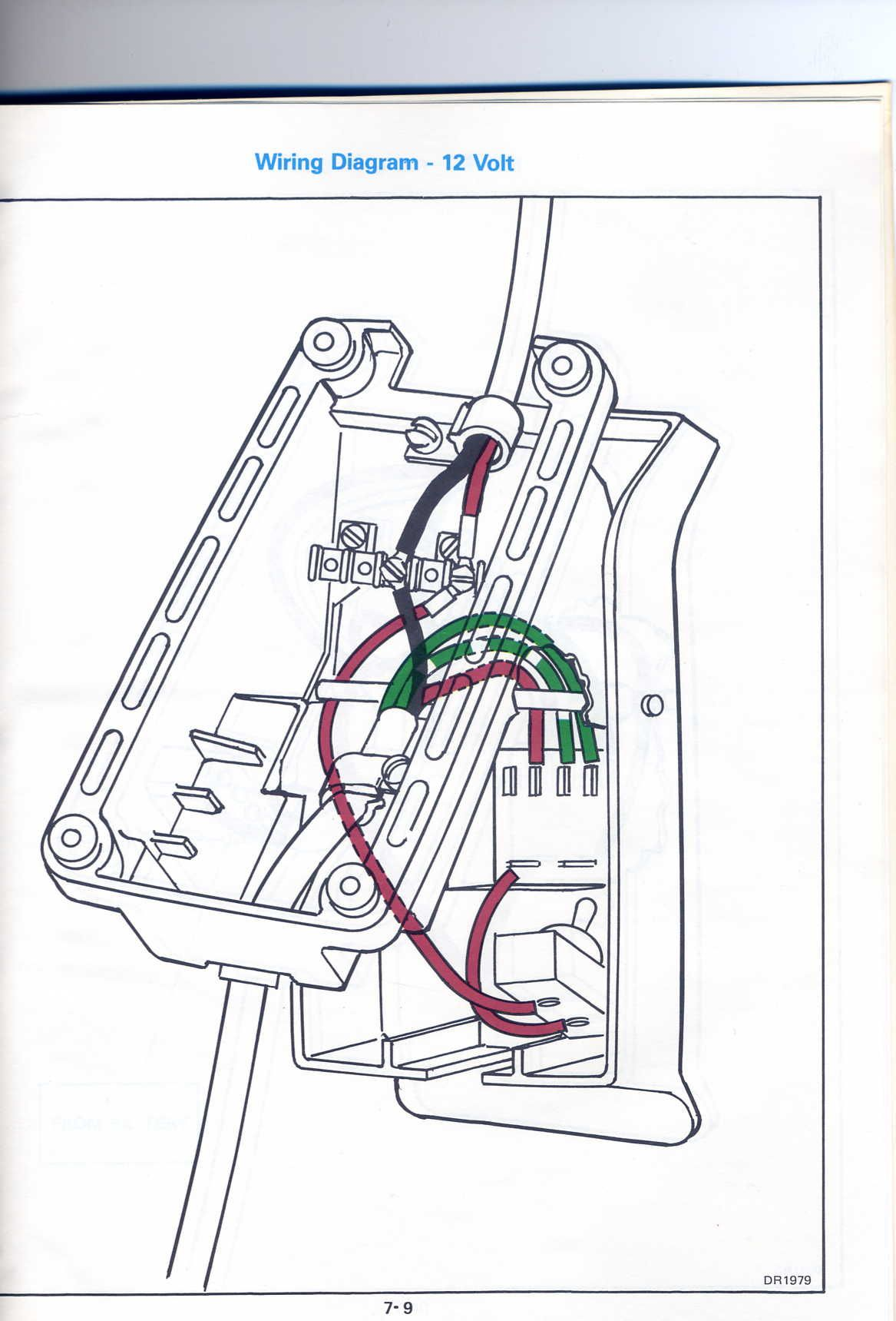 Motorguide Trolling Motor Wiring Diagram  Trying To Repair