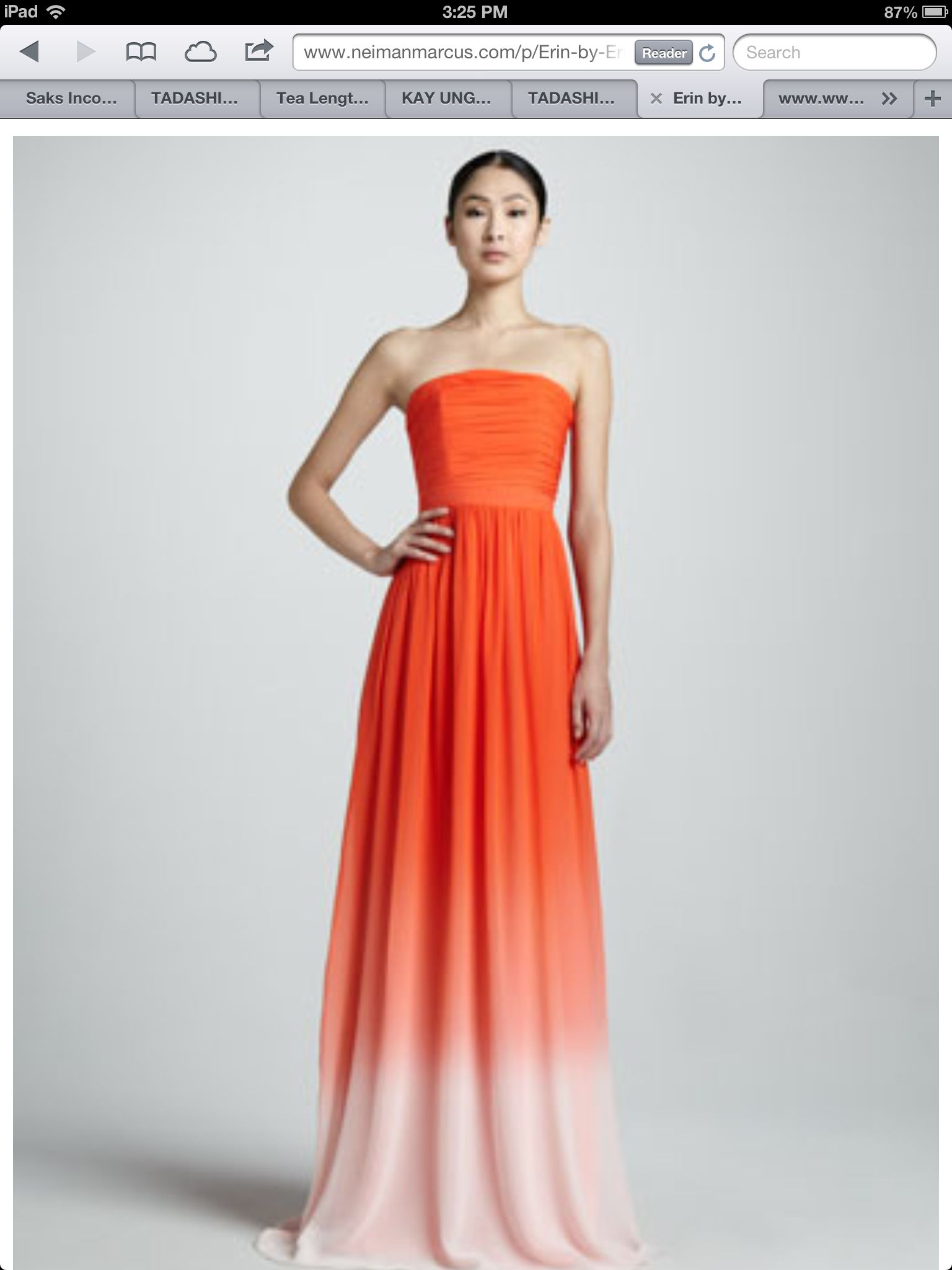Pin von Saks Fifth Ave Dresses Raleigh,nc auf Gowns for all ...