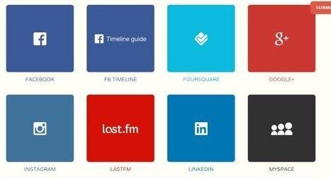 Toutes les guidelines des réseaux sociaux et des services web avec findguidelin.es