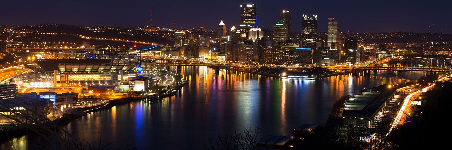 Pittsburgh Skyline Pittsburgh Skyline Skyline Twitter Backgrounds