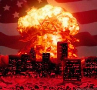 Did Israel nuke America on 9/11? OR did they just Nanothermite us?