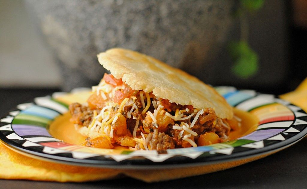 Gorditas with Picadillo 2 (With images) Mexican food