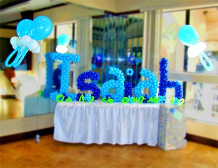 Baby Shower Balloon Decorations | Themes2