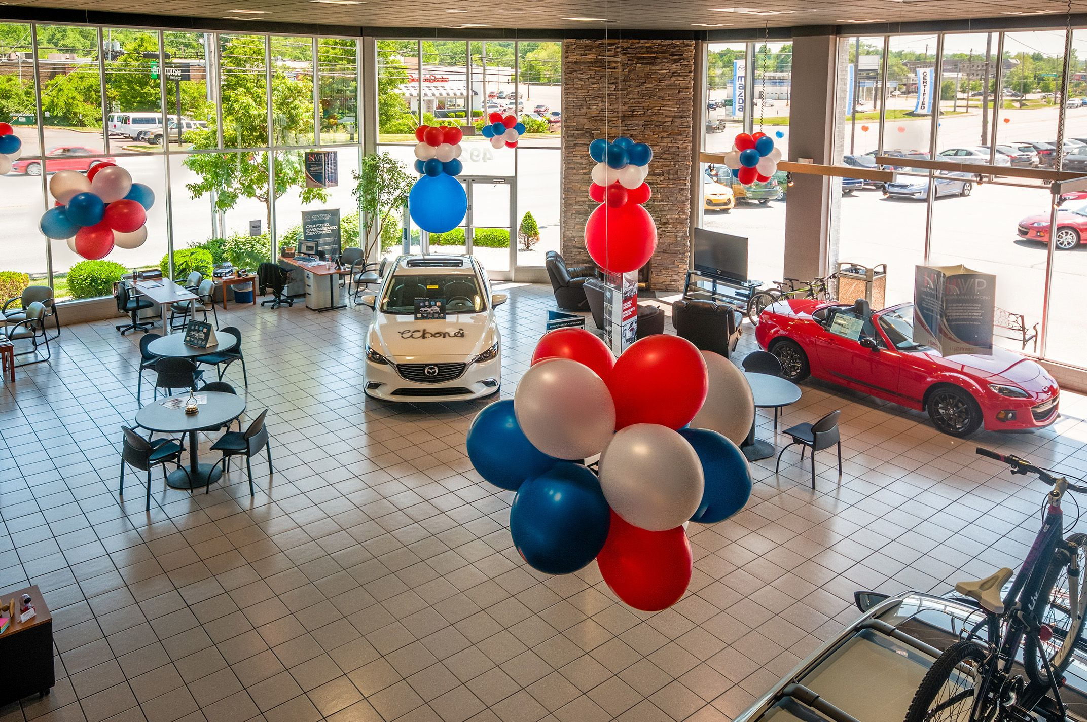 Google Store Tour Till Image Of Mazda Showroom With Images