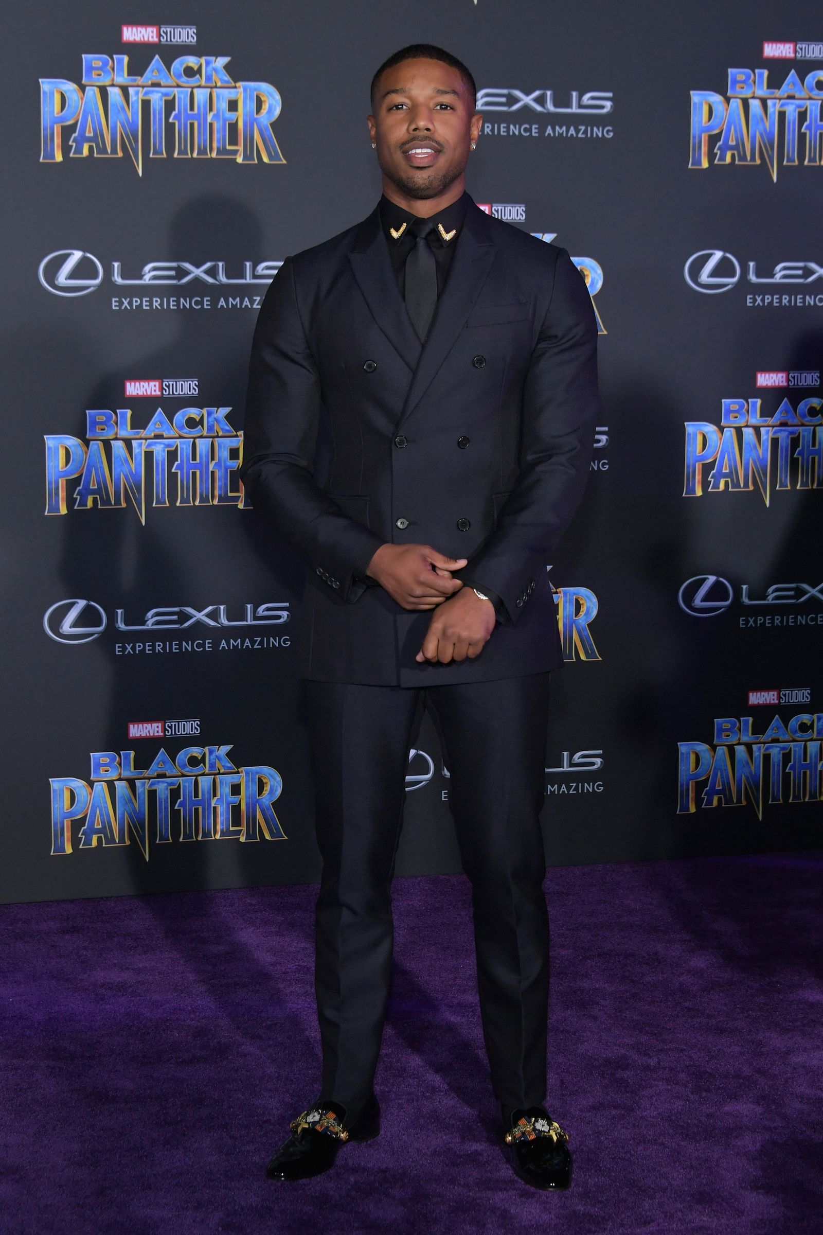 f47e30c7486 Everyone At The 'Black Panther' Premiere Looked Like Royalty | Red ...