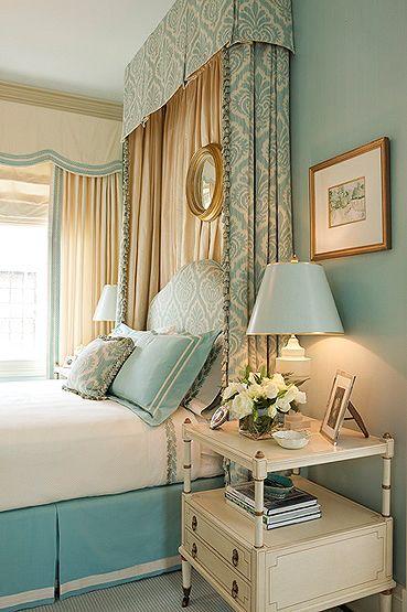 Washington, DC Master Bedroom - Kelley Interior Design