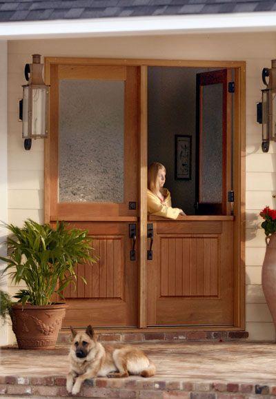 Double Dutch Doors Home For Exterior Interior Lications