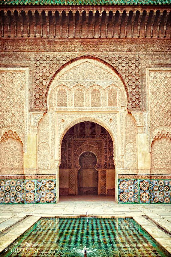 Morocco Travel Photograph, Fine Art Print, Ethnic Photo, Moroccan ...