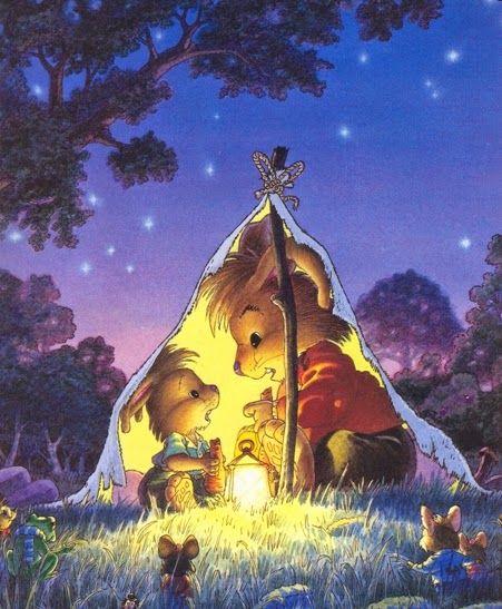 Illustration Lapin Livre Enfant Enchanted Illustrations