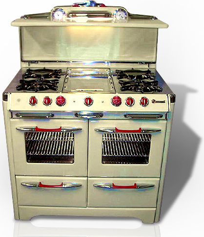 Parts, service and advice to fix old stoves and other vintage ...