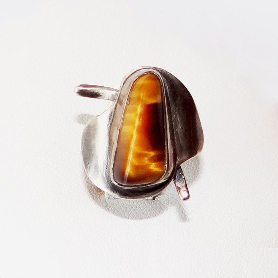 bold vintage tiger eye ring tiger s eye is another of my favorite