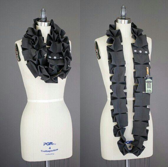 fleece sjaal
