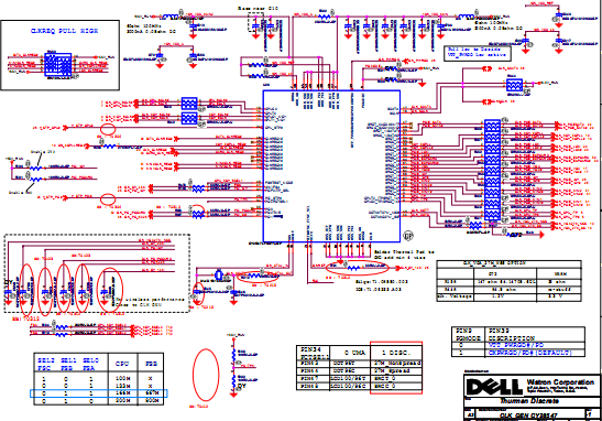 Dell Xps M1330 Schematic Diagram