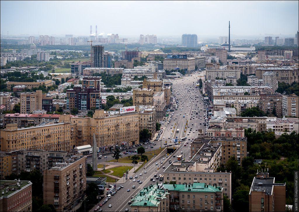 Kutuzovskyj Prospekt, Moscow