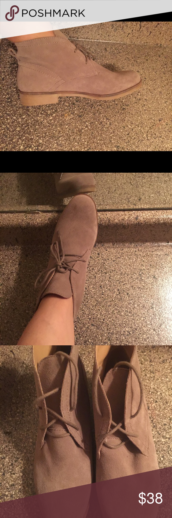 Lucky brand brand new leather Brand new Lucky Brand Shoes Ankle Boots & Booties